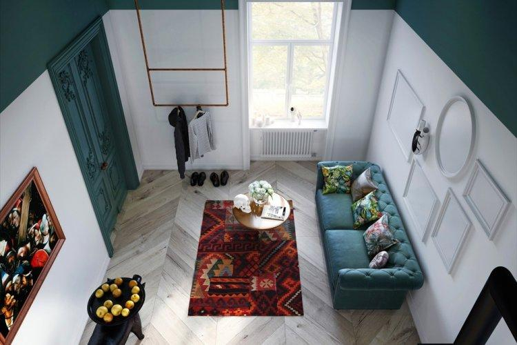 Босх в Люблине - Дизайн однокомнатной квартиры