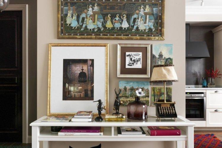 Однушка для дизайнера - Дизайн однокомнатной квартиры