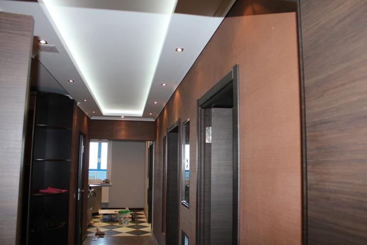 Освещение и подсветка - Дизайн прихожей в хрущевке