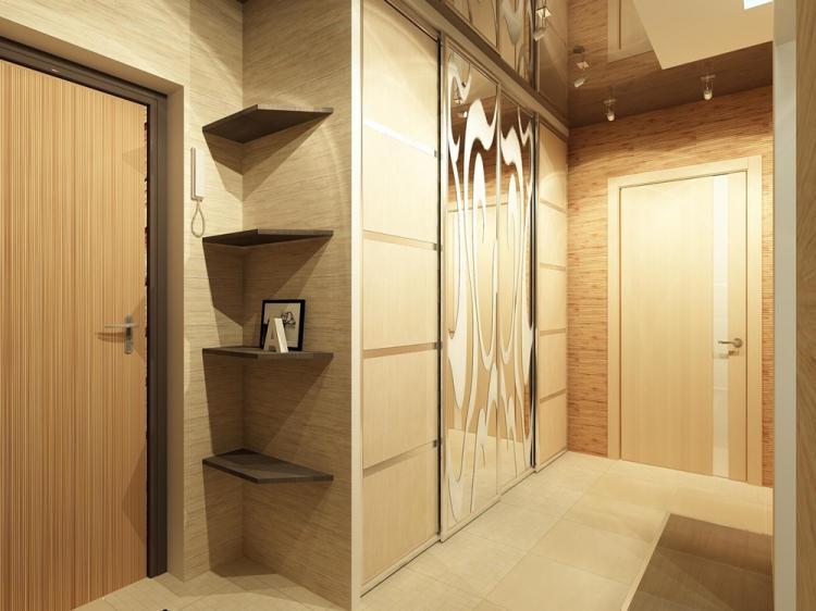 Дизайн интерьера прихожей в хрущевке - фото реальных интерьеров