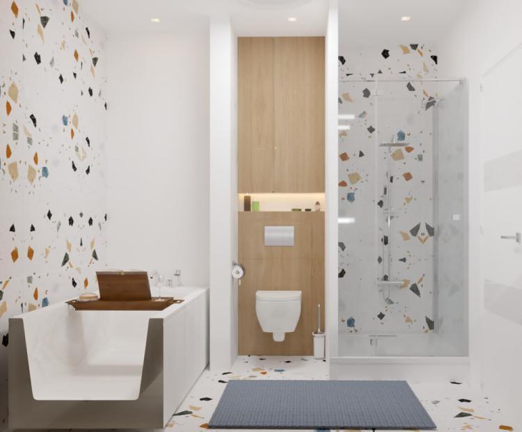 Дизайн-проект квартиры 29 кв.м.