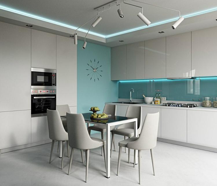 Дизайн-проект квартиры в Санкт-Петербурге