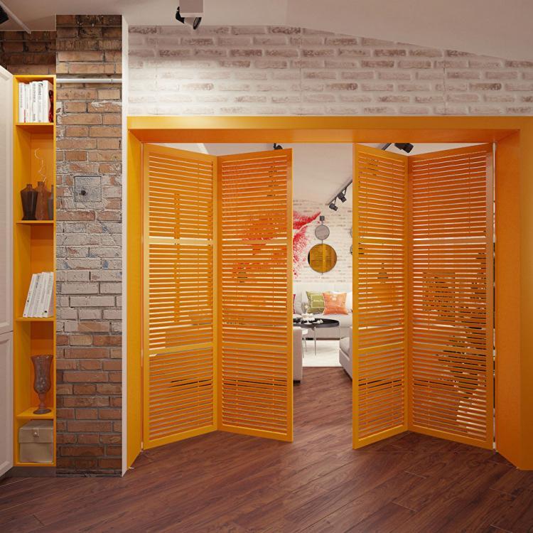 Дизайн-проект мансардной квартиры