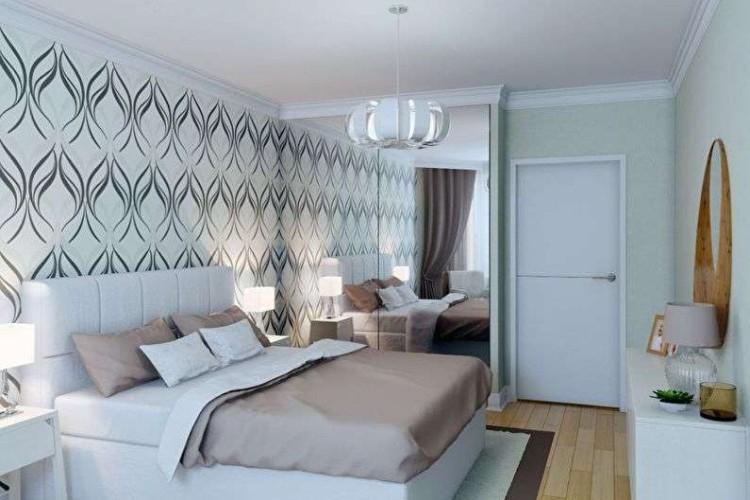 Мебель - Дизайн спальни 10 кв.м.