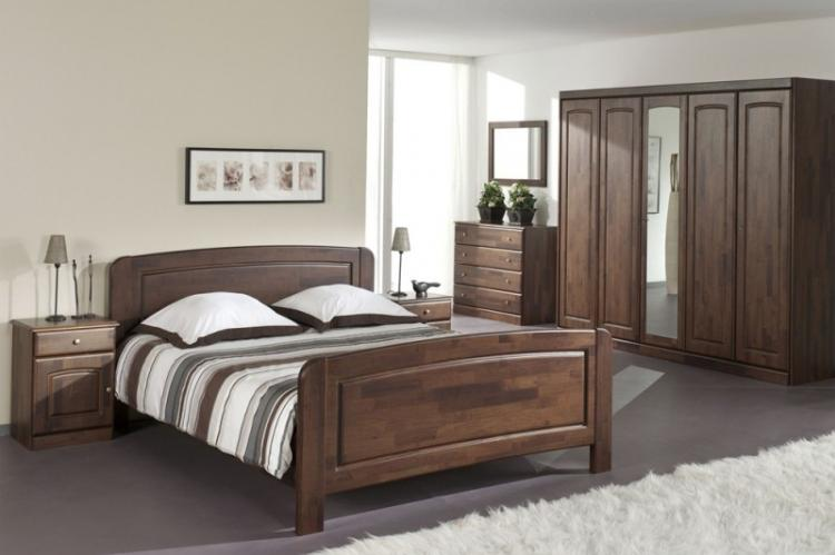 Мебель - Дизайн спальни 12 кв.м.