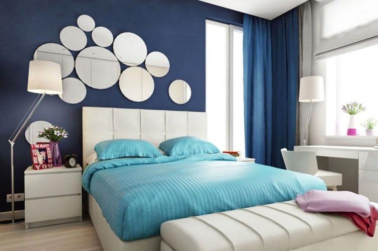 Дизайн спальни 12 кв.м. - фото реальных интерьеров