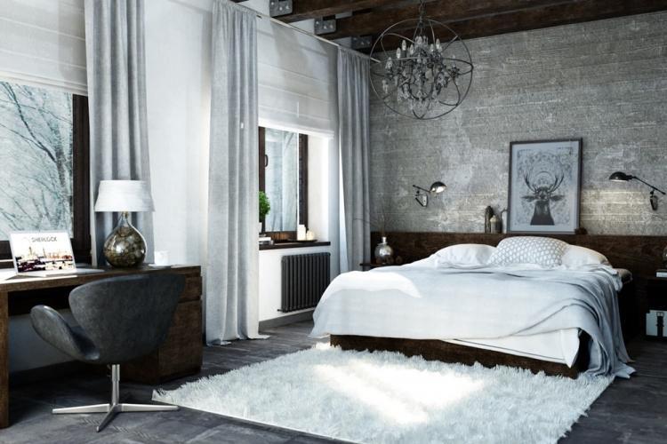 Интерьерные тренды 2019 - Дизайн спальни