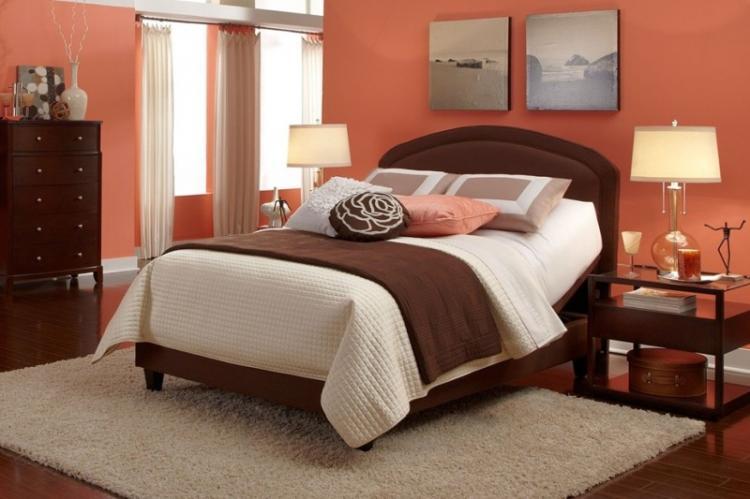 Розовая спальня - Дизайн спальни 2019