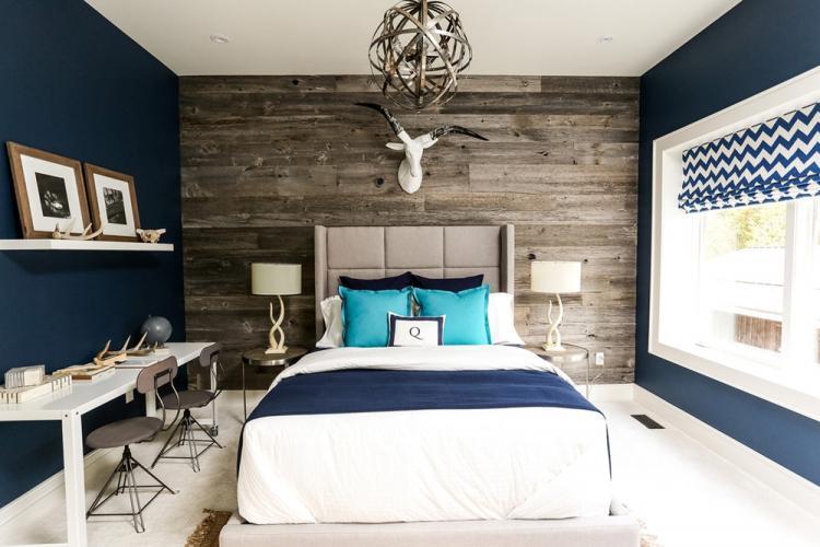 Современный стиль - Дизайн спальни 2019