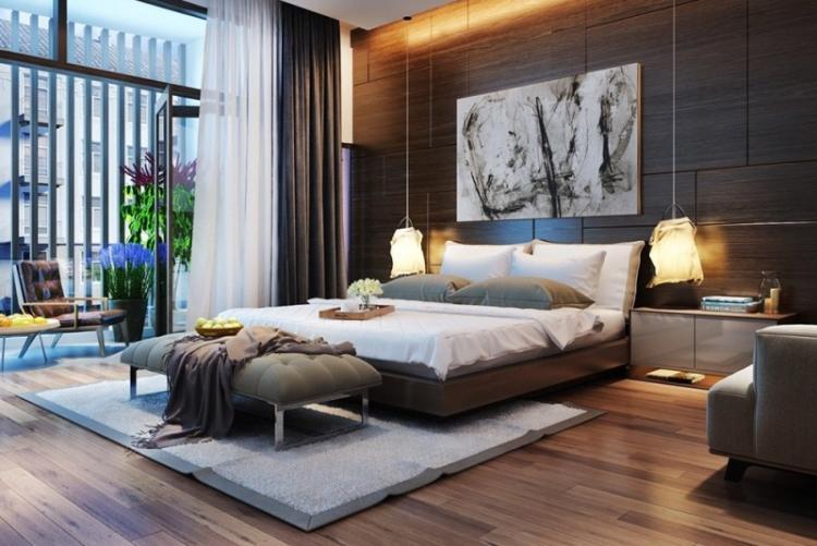 Освещение и подсветка - Дизайн спальни 2019