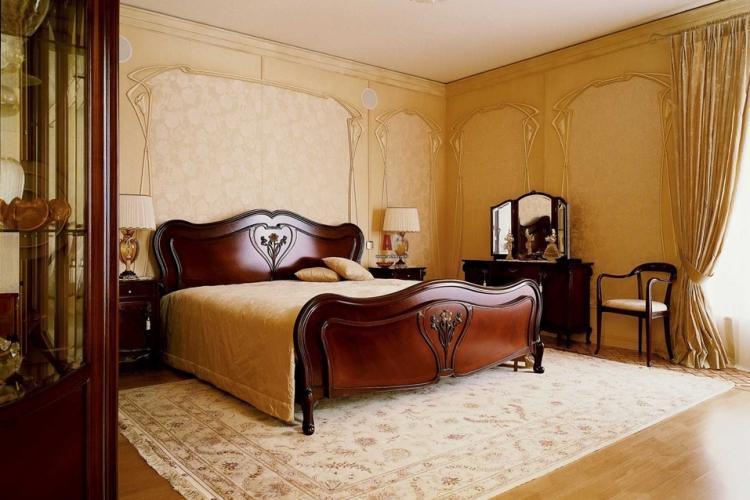 Мебель - Дизайн спальни 2019