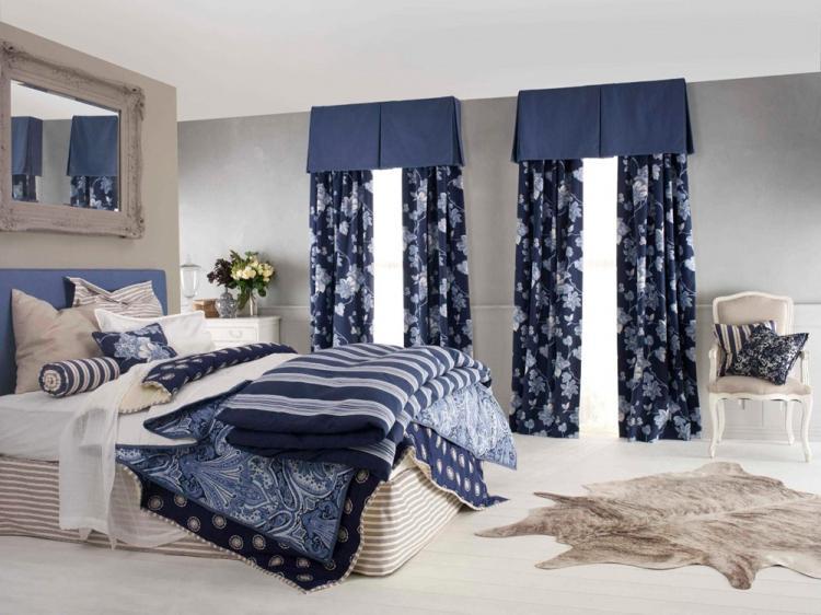 Текстиль и декор - Дизайн спальни 2019