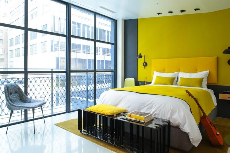 Дизайн маленькой спальни 2019