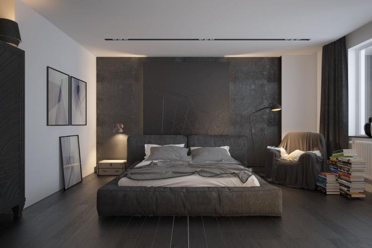 Дизайн спальни 2019 - фото реальных интерьеров