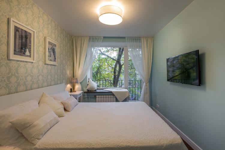 Декор - Дизайн спальни в хрущевке