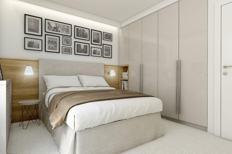 Мебель - Дизайн спальни в хрущевке
