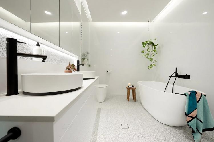 Что учесть при отделке - Дизайн ванной комнаты 2019