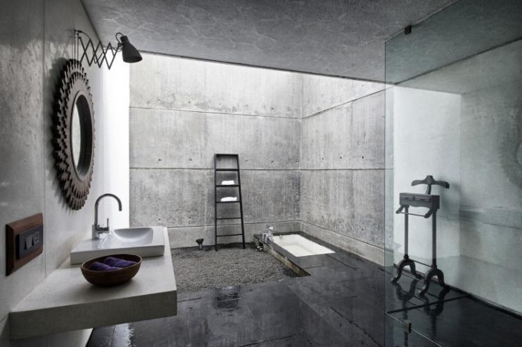 Интерьерные тренды 2019 - Дизайн ванной комнаты