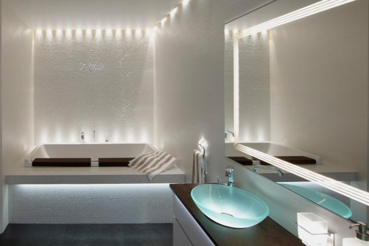Освещение и декор - Дизайн ванной комнаты 2019