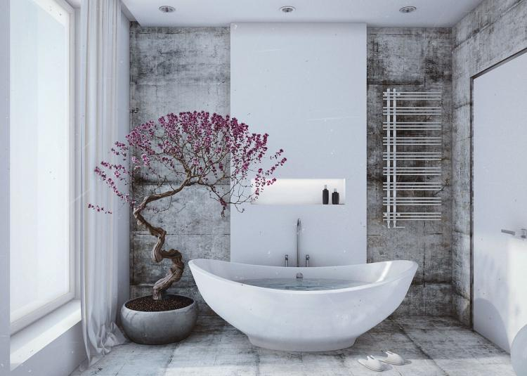 Дизайн ванной комнаты 2019 - фото реальных интерьеров