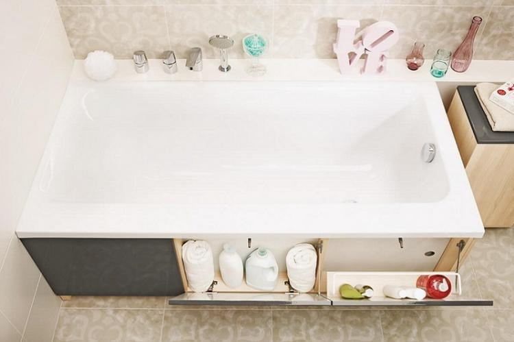Ванна - Дизайн ванной комнаты 3 кв.м.