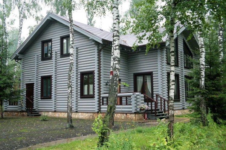 Выбор материалов - Дом в скандинавском стиле