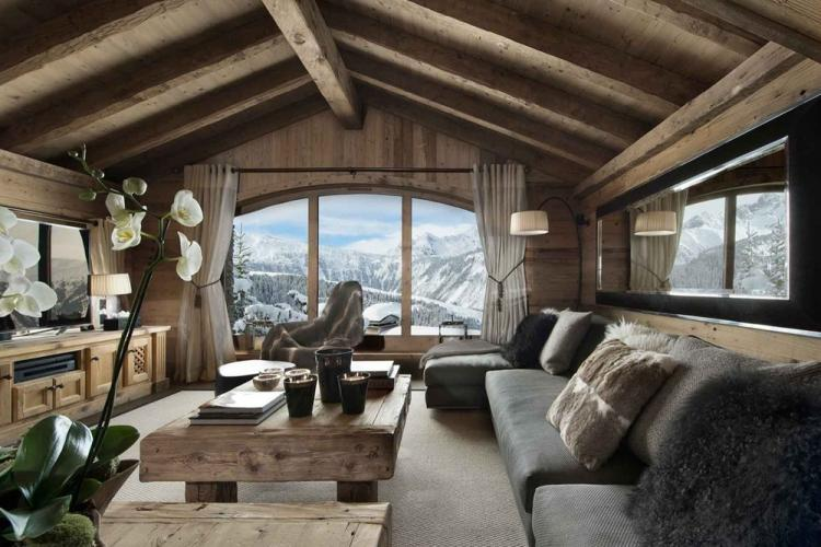 Особенности - Дома в стиле шале