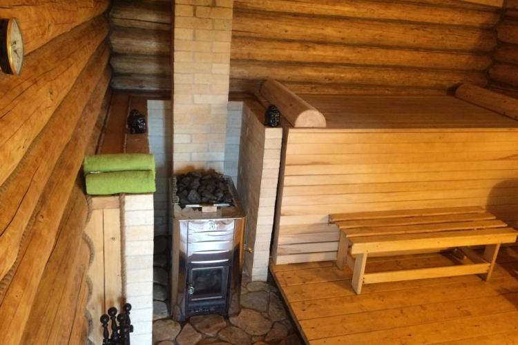 Дома в стиле шале с сауной - Проекты