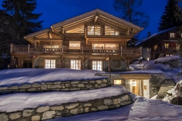 Дома в стиле шале – проекты и фото