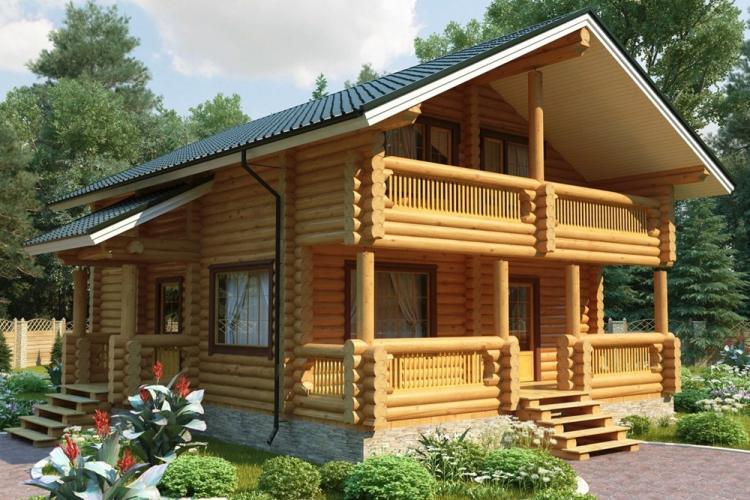 Выбор материалов для строительства - Двухэтажные дома