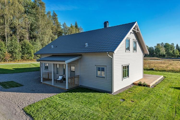 Двухэтажные дома в скандинавском стиле - проекты и фото