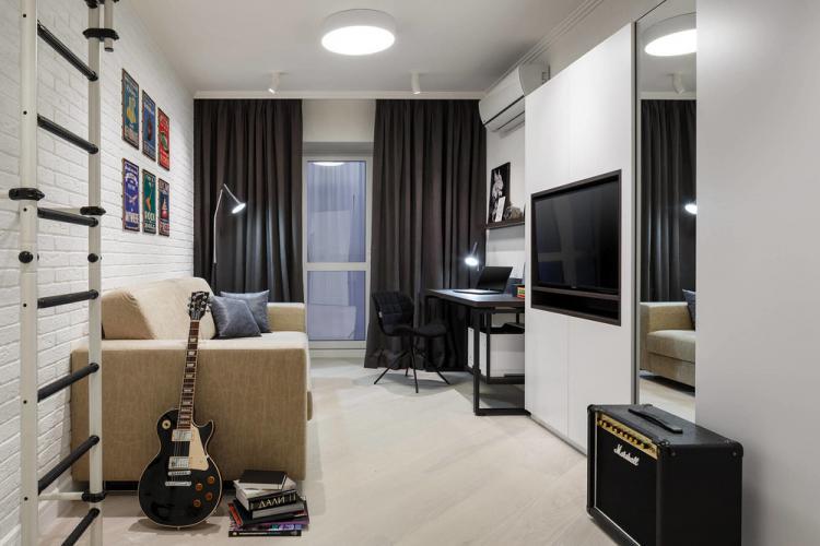 Edges of style: Квартира 170 кв.м. - дизайн интерьера