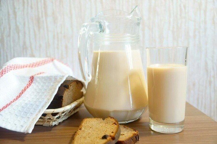 Топленое молоко в скороварке