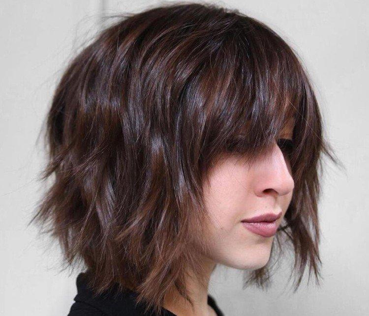Шегги – долгожданный объем для тонких волос