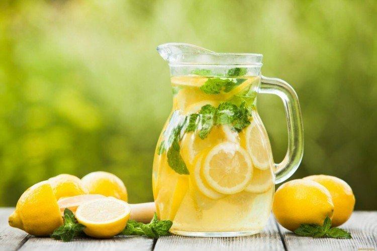 20 лучших рецептов домашнего лимонада на любой вкус