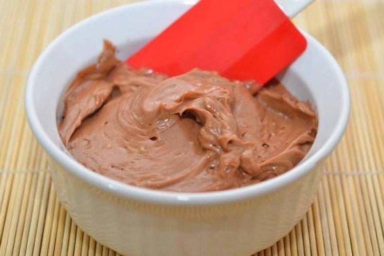 Крем для торта с какао
