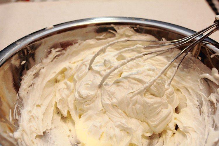 Крем для торта на йогурте
