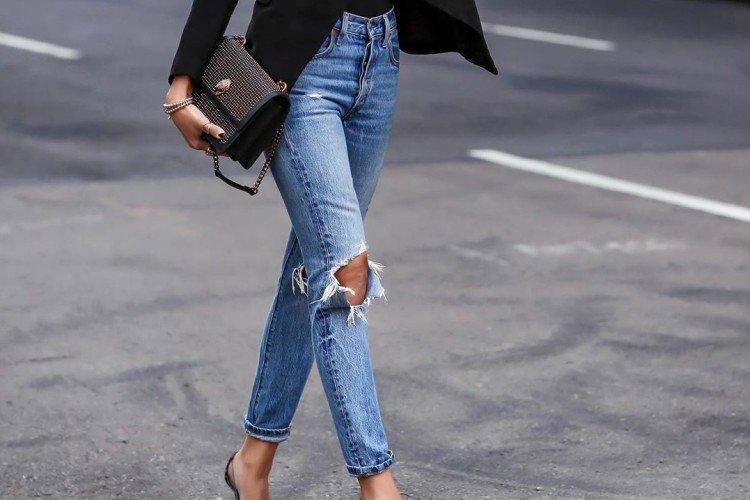 Виды женских джинсов: названия, фото и описания модных моделей