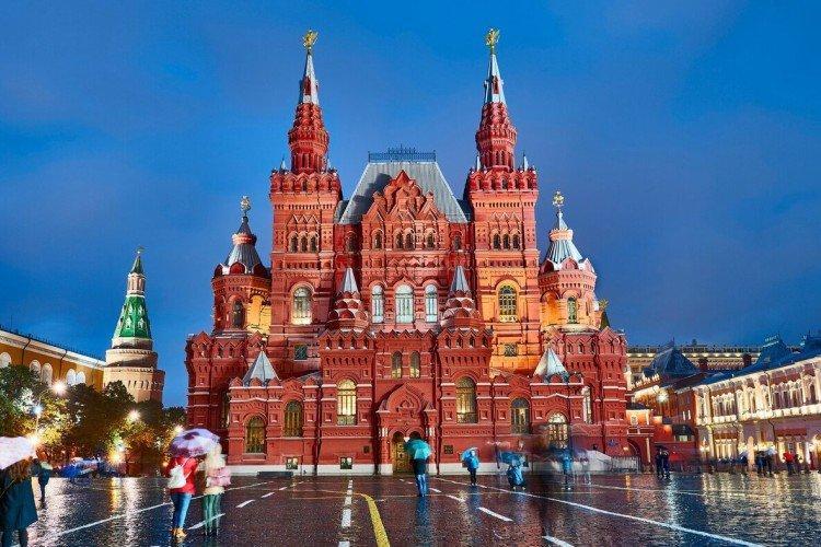 40 главных достопримечательностей Москвы