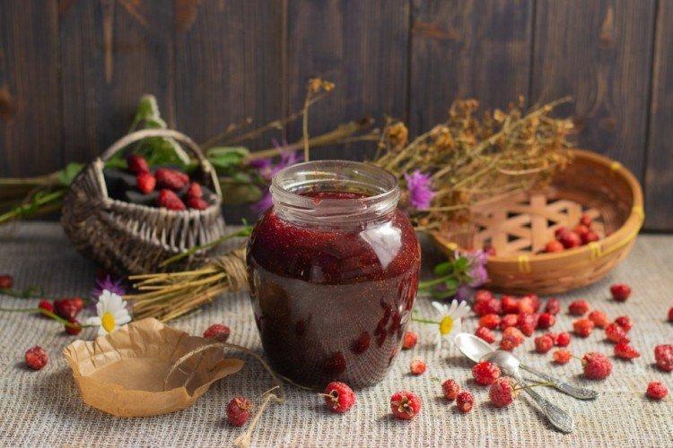 20 рецептов ароматного варенья из земляники
