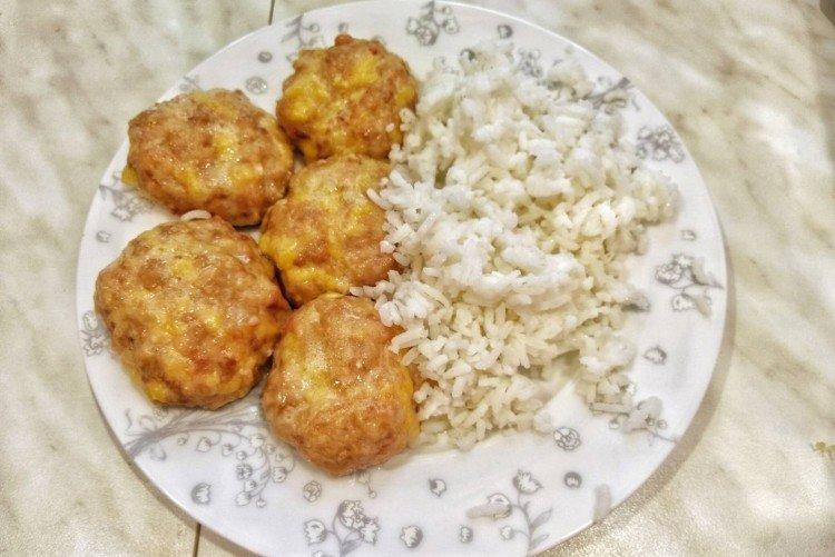 Горячее из риса - Горячие блюда на праздничный стол рецепты