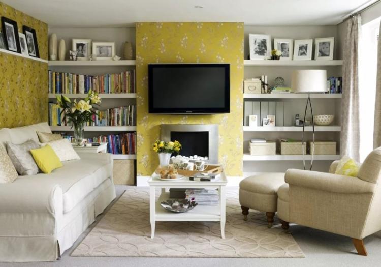 Мебель - Дизайн гостиной в хрущевке