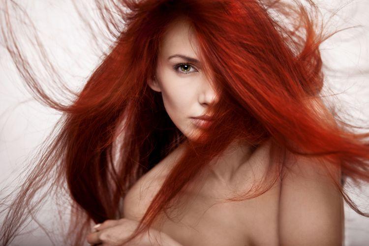 Хна для волос: виды и цвета, как красить