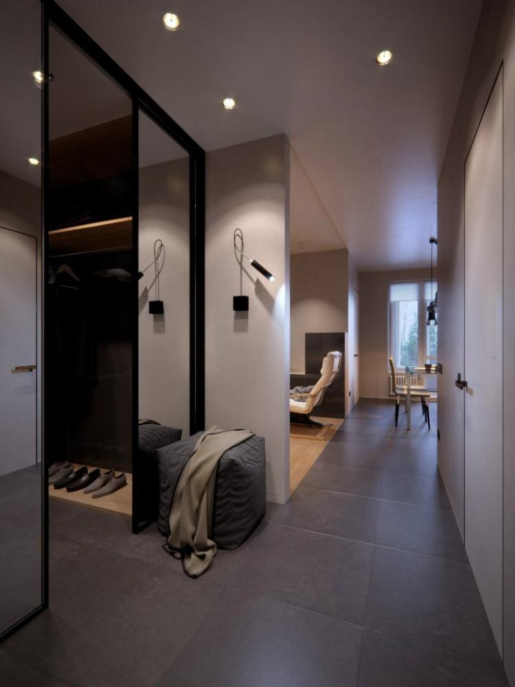 Интерьер квартиры 50 кв.м.