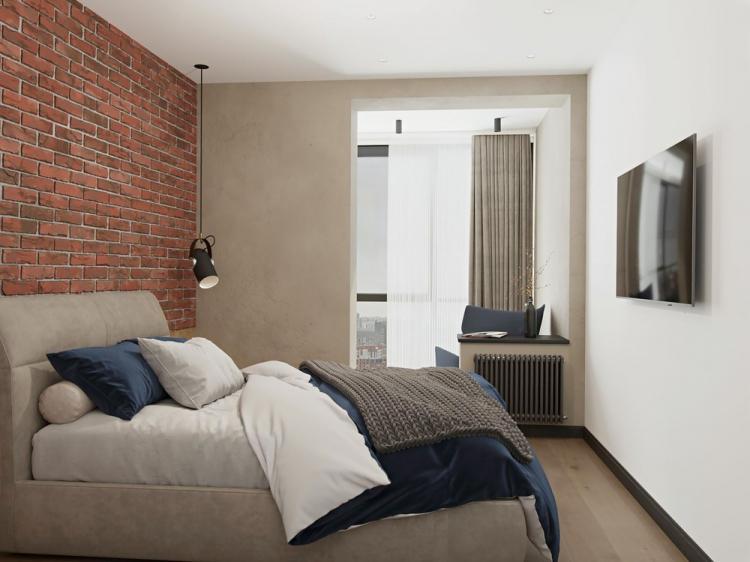 Интерьер квартиры для молодого человека