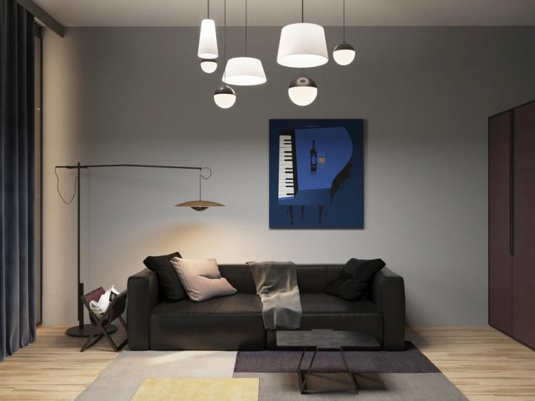 Интерьер квартиры для молодой семьи