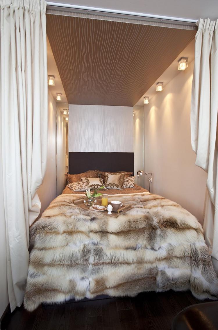 Интерьер квартиры «Капучино»