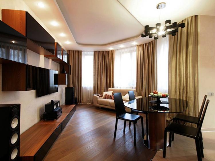 Интерьер квартиры в городе Королев