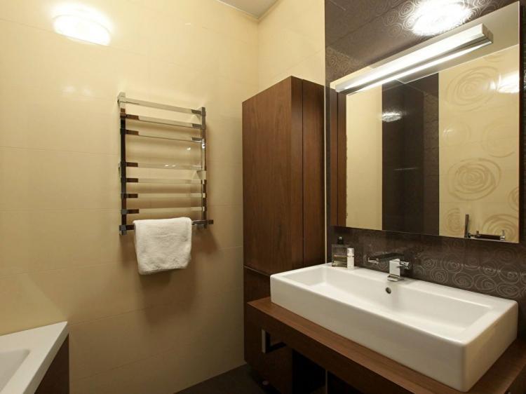 Интерьер квартиры в городе Королёв