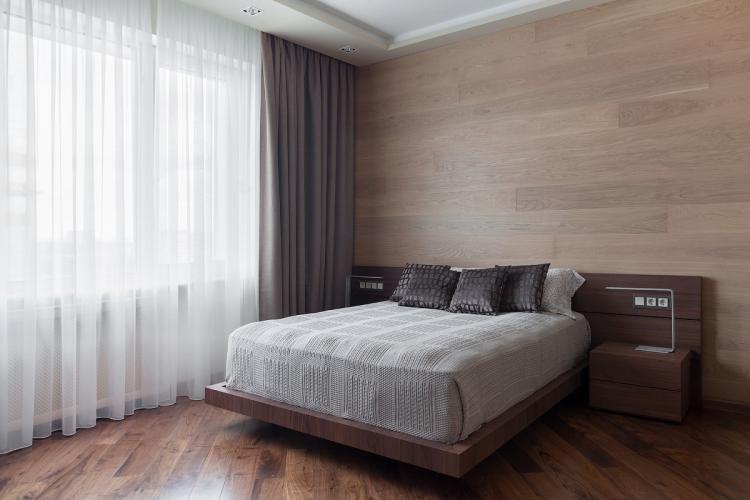 Интерьер квартиры в ЖК «Миракс Парк», Москва